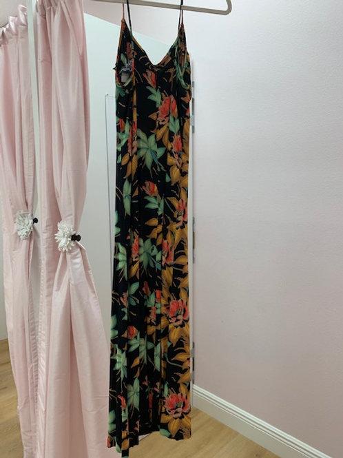 Cynthia Rowley Multi Flower Dress