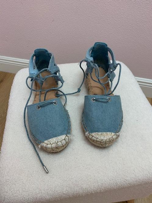 Bamboo Denim Shoe