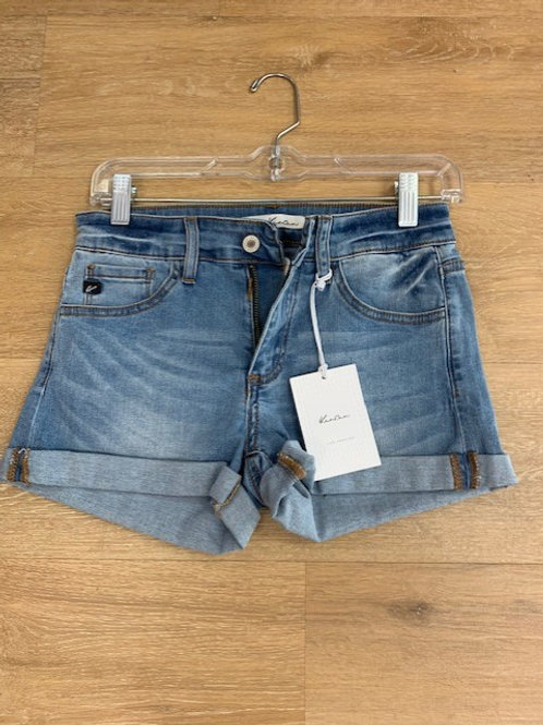 Rancan Denim Shorts