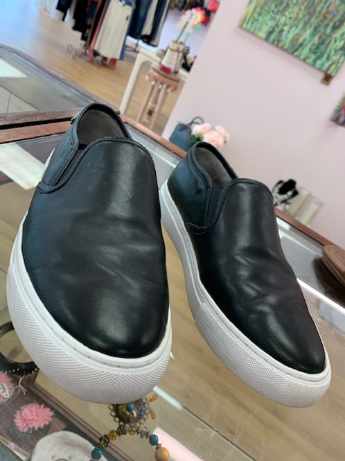 Tory Burch Black Slip on Sneaker