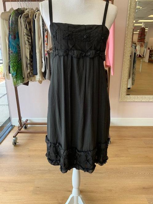 Yoana Baraski Black Dress