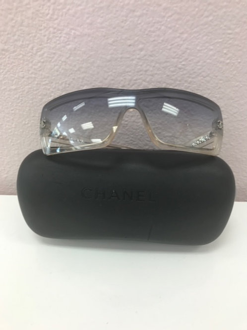 Chanel Transparent Sunglasses