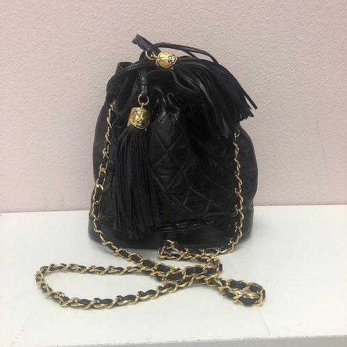 Chanel Small Bucket Bag