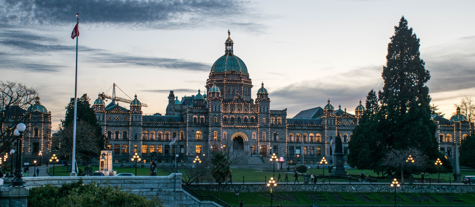 A Weekend in Victoria