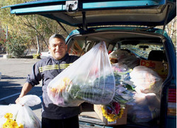 Laguna Food Pantry Welcomes Federal Employees and Families During Government Shutdown