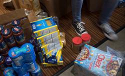 Laguna Beach teens' efforts are aimed at Crushing Hunger at local food pantry