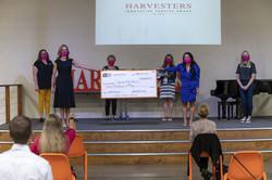 Laguna Food Pantry Receives $10K Harvesters Grant