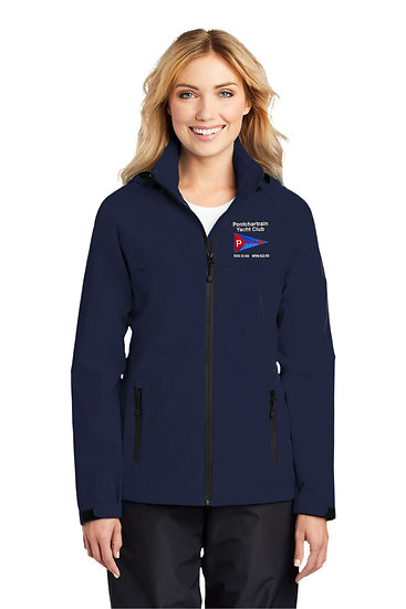 Port Authority® Ladies Torrent Waterproof Jacket with Embroidered Logo