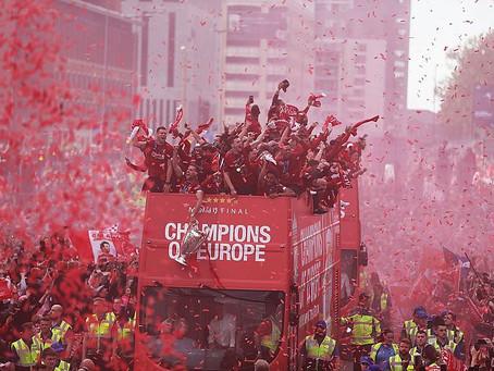 Um ano da sexta Champions League da nossa história!