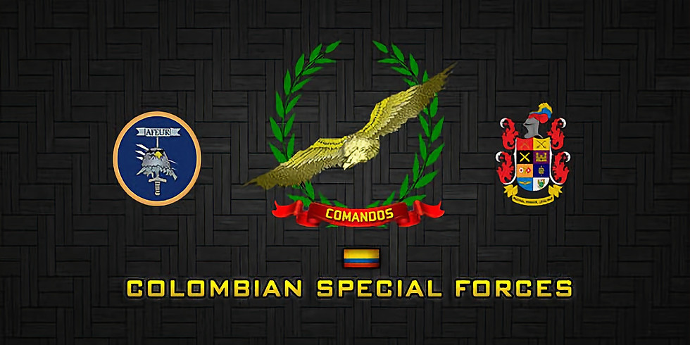 """SPEC OPS Chapter 2 """"Ransom"""" Sniper/DMR Ticket Colombian Special Forces"""