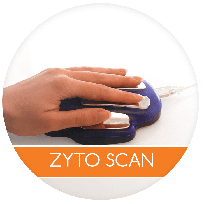 Zyto Scan- Single Session