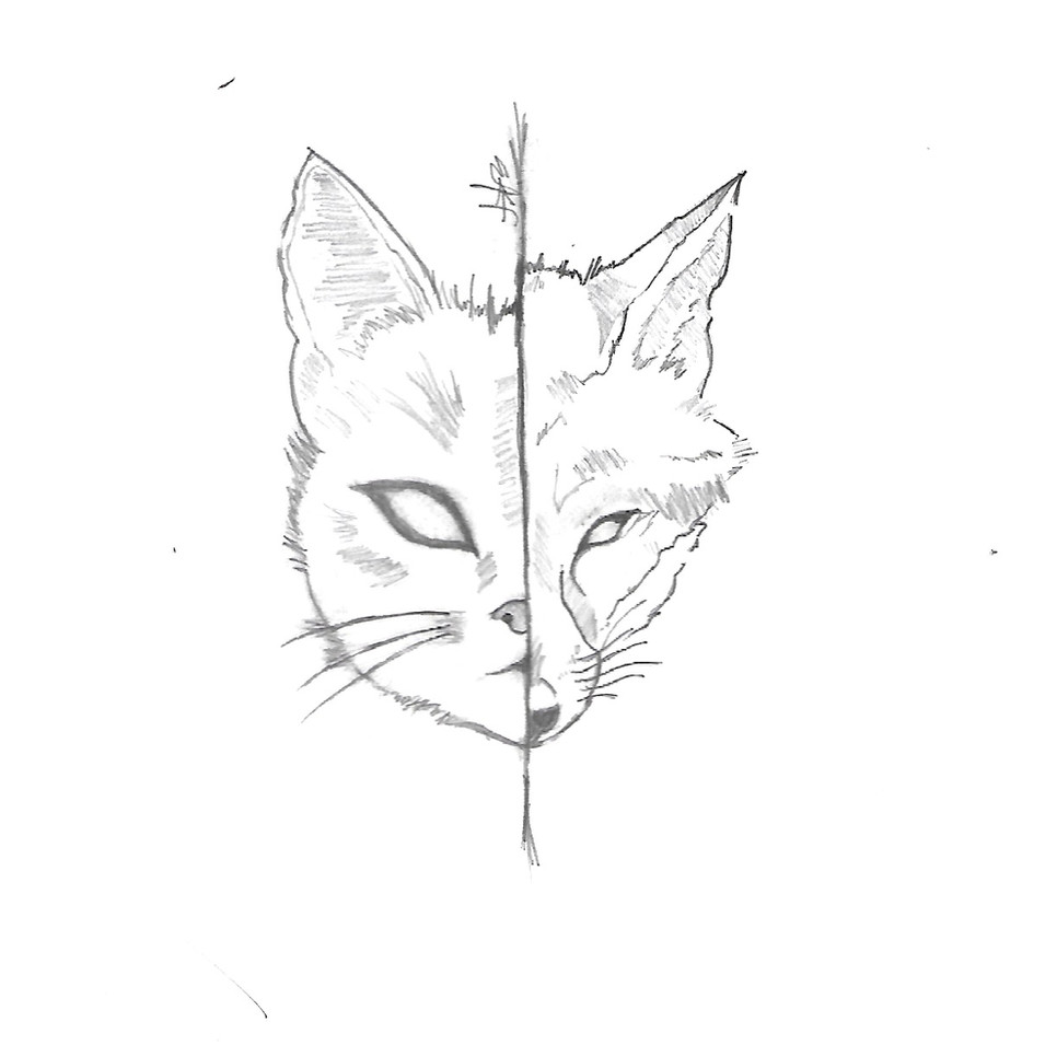 The Original Logo Sketch