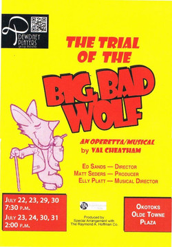 Trial of the Big Bad Wolf
