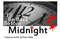 I'll Be Back Before Midnight poster Fall 2012