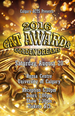 2016 Cat Awards poster- Aug