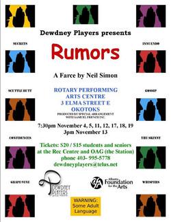 Rumors Nov 2011
