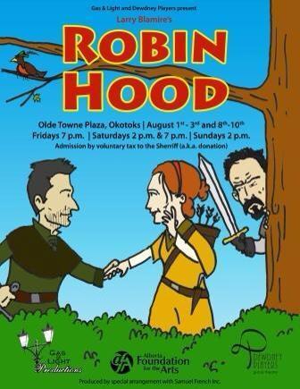 Robin Hood - Summer 2014