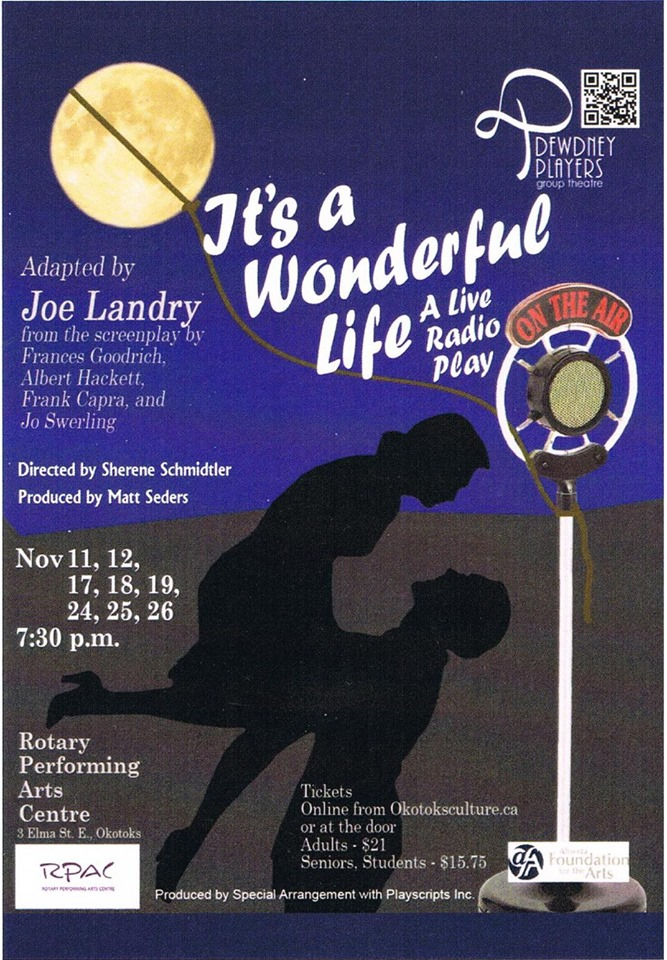 It's A Wonderfull Life Poster