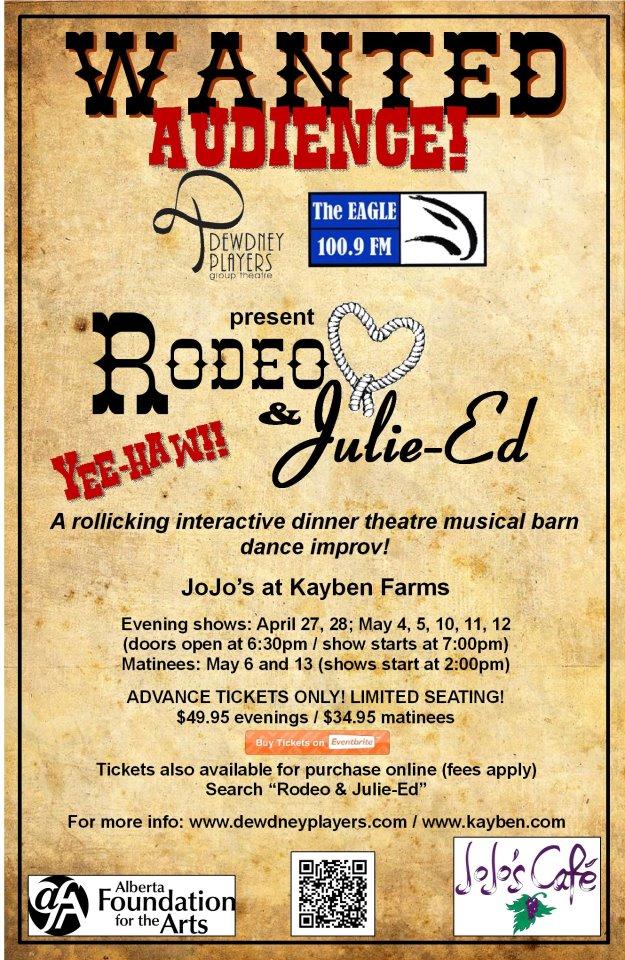 Rodeo & Julie-Ed Spring 2012