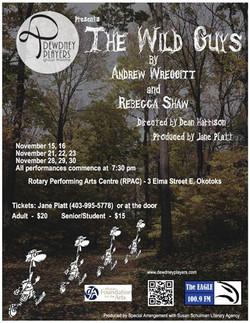 Wild Guys Nov 2013