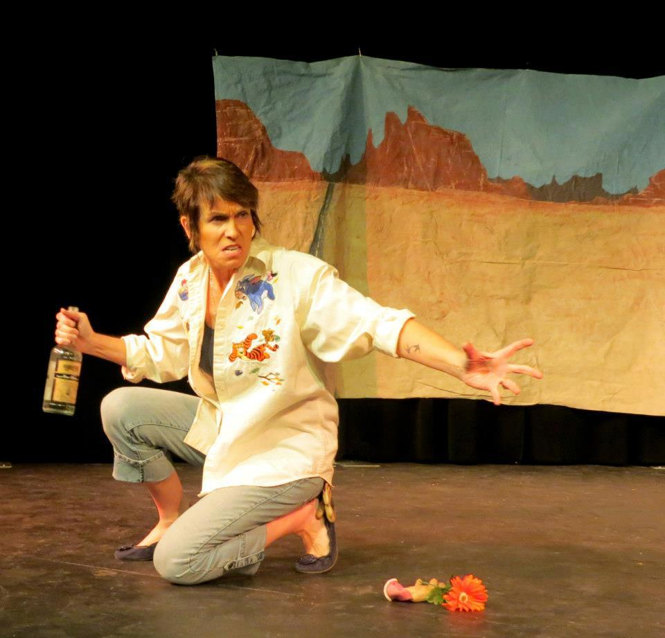 Tracy Wyman - Ruth - Traces of Memory - One Acts 2014