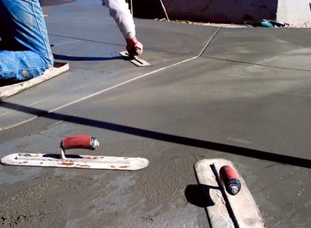 PSR Develops a Concrete Flooring Division