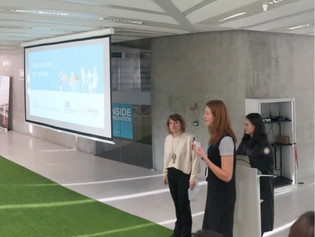 Pitch at Telefonica Alpha