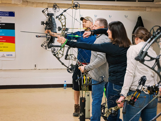 Badger Archery Hosts NFAA Archery Tournament