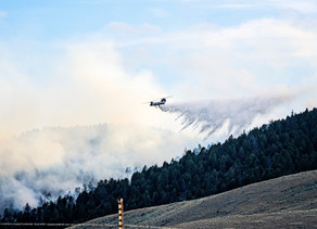 Governor Bullock Declares State of Fire Emergency