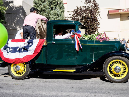 Dillon Jaycees Labor Day Parade Results