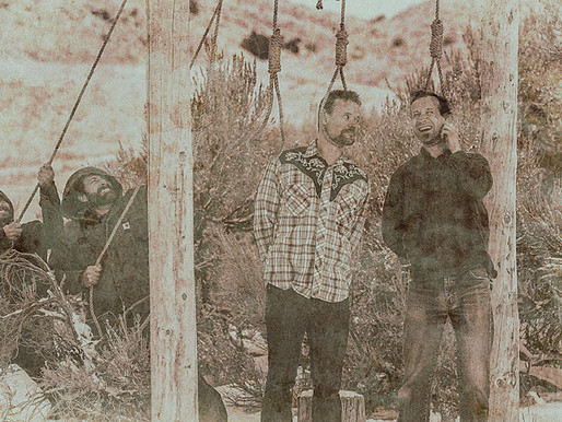 Montana musicians the Road Agents release album recorded in Forest Service cabin