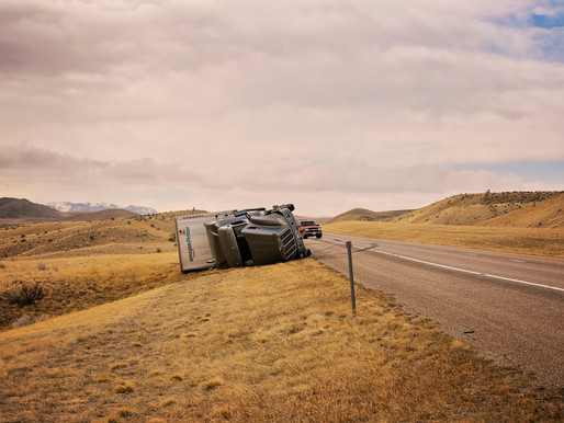 High Winds Wreaking Havoc On North Bound I-15