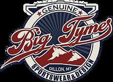 Big Tyme Sportswear & Design Logo clr.pn