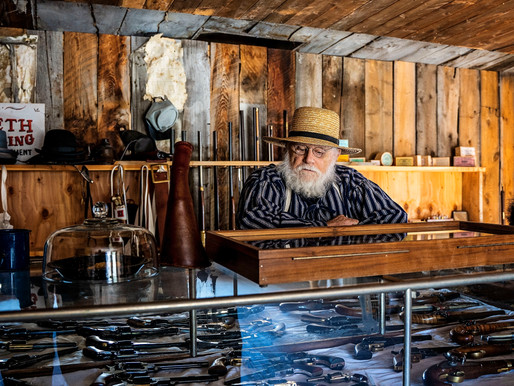 Living History Weekend At Bannack State Park