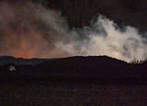 Dillon Fire Department Responding to Fire South of Town