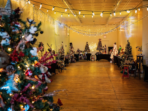 Festival Of Trees To Begin On 12/02/2020 @ 12 P.M.