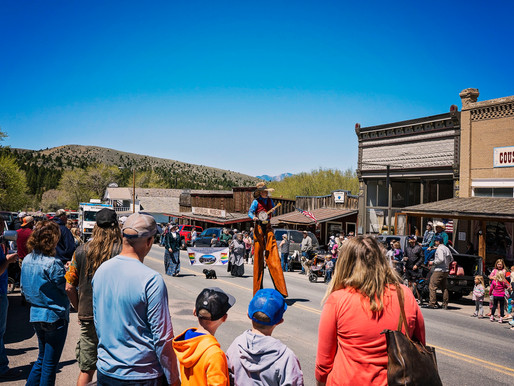 Virginia City Officially Opens With Memorial Day Festivities