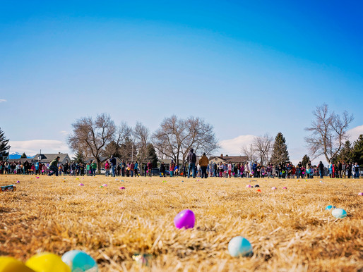 Dillon Jaycee's Annual Easter Egg Hunt