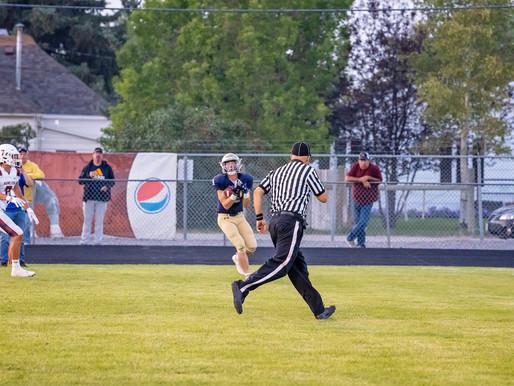 Dillon Beavers VS Hamilton Broncs Picture Gallery