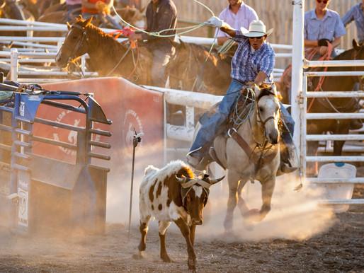 Bulldog Rodeo Starts Spring Season Tonight