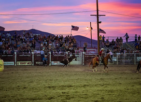 Final Night of Rodeo Winners and Picture Gallery