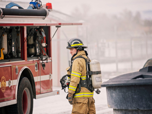 DVFD Responds To 11 Calls In The Month Of December