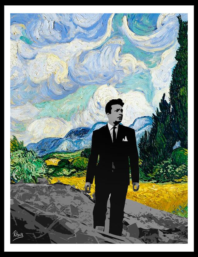 Van Gogh and Mahanyak