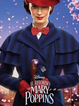 LA PRIMA DI MARY POPPINS!