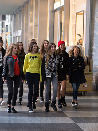 UNA GIORNATA CON LE TEEN INFLUENCERS