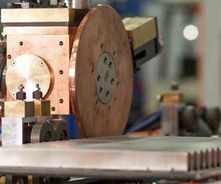 Welding Disc for Panel Radiators Welding Line