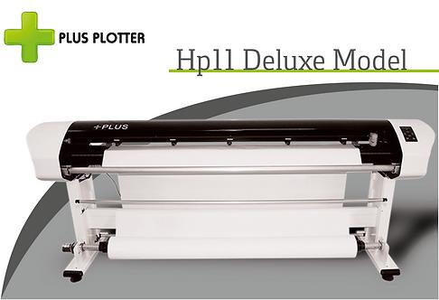 Hp11 Deluxe Model Plotter