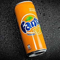 Fanta, Sprite, Cola, Cola zero (banka)