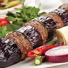 Badımcam kababı / Eggplant kebab