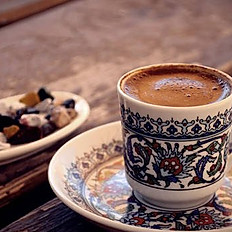 Türk kofesi / Turkish coffee